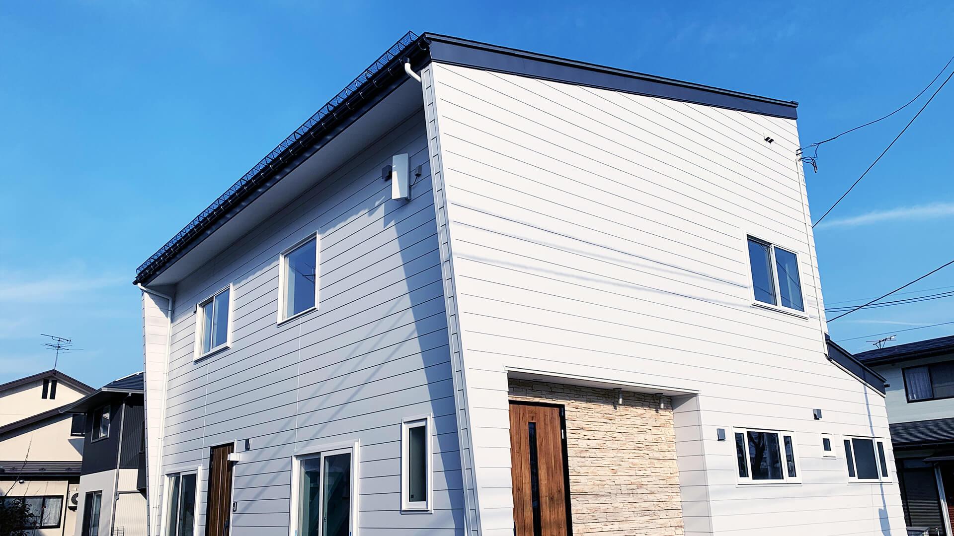 住環境性能を考えた家づくり イメージ